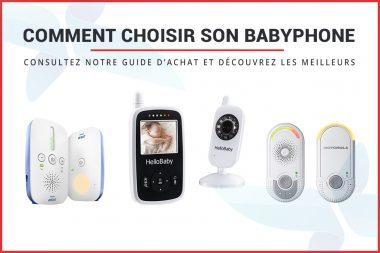 Choisir son babyphone : les meilleurs de 2019