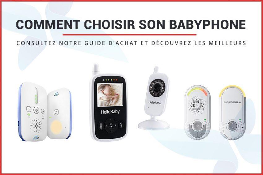 Choisir son babyphone : les meilleurs de 2020