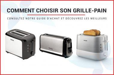 Choisir son grille-pain : les meilleurs de 2019