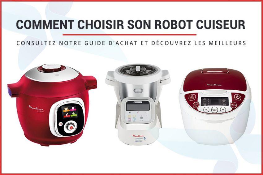 Choisir son robot cuiseur : les meilleurs de 2020
