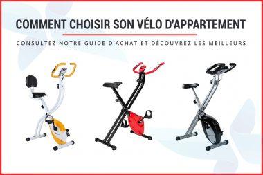 Choisir son vélo d'appartement : les meilleurs de 2019