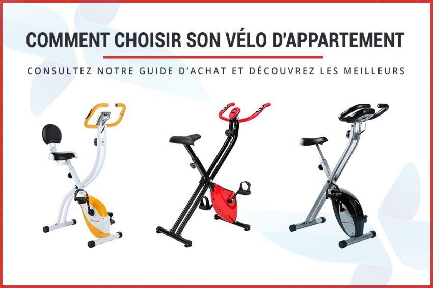 Choisir son vélo d'appartement : les meilleurs de 2020